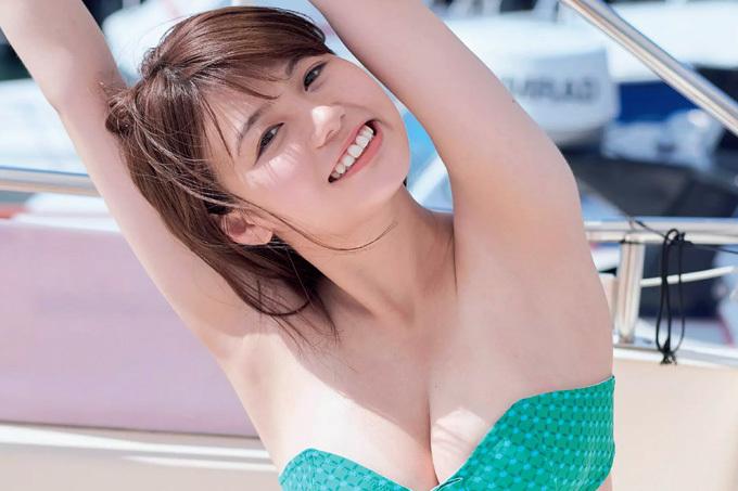 【井口綾子】ムチムチの愛されボディ【グラビア】