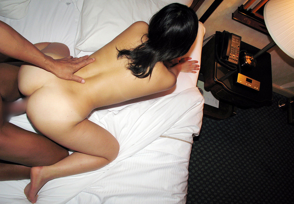 後背位 セックス エロ画像 16
