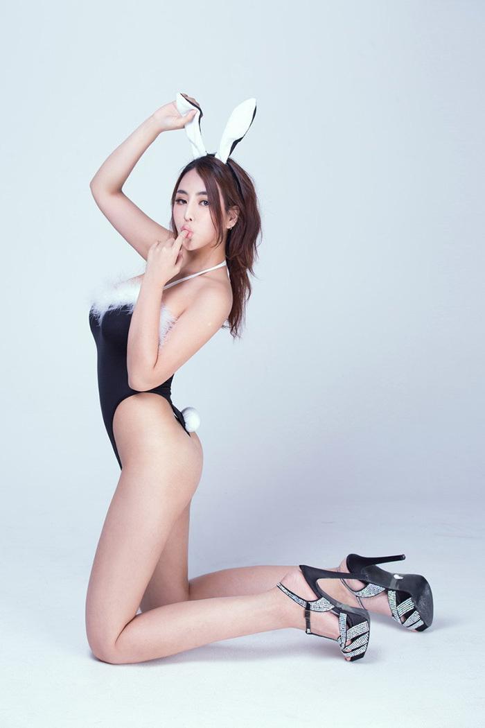 バニーガール エロ画像 26