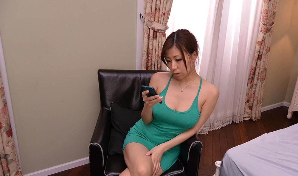 秋野千尋 セックス エロ画像 14