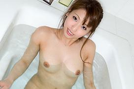 【秋山祥子】濡れる女体はエロいのです【お風呂】