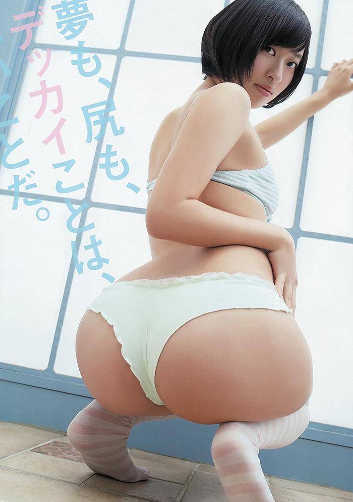 デカ尻 エロ画像 15