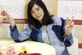 松井珠理奈パンチラ