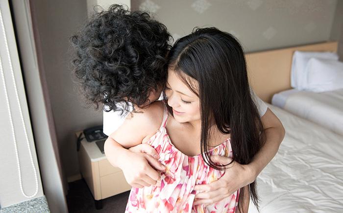 鶴田かな セックス エロ画像 1