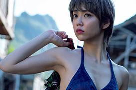 【山谷花純】「劇場版コード・ブルー」で存在感を放つ美しいヒト【グラビア】
