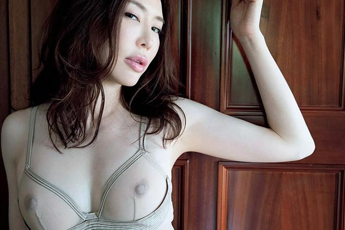 【岩本和子】過激に妖しく、麗しい。【ヌード】