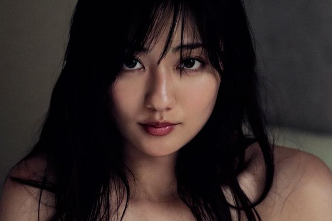 【奥山かずさ】日本で一番美しいカラダ【女優】