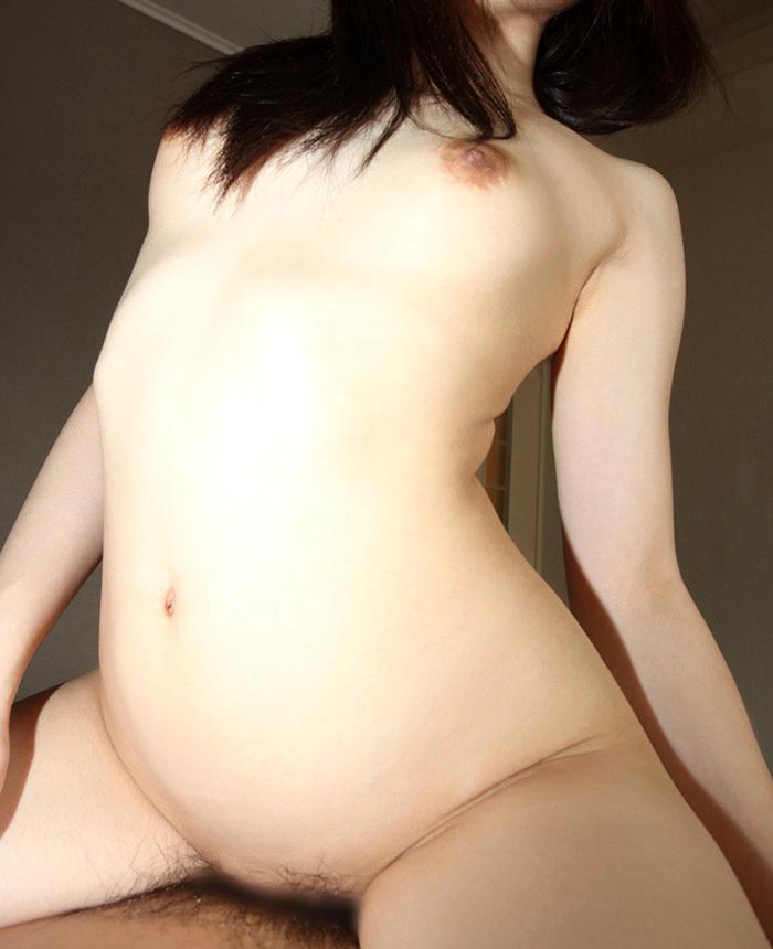 騎乗位 セックス エロ画像 7