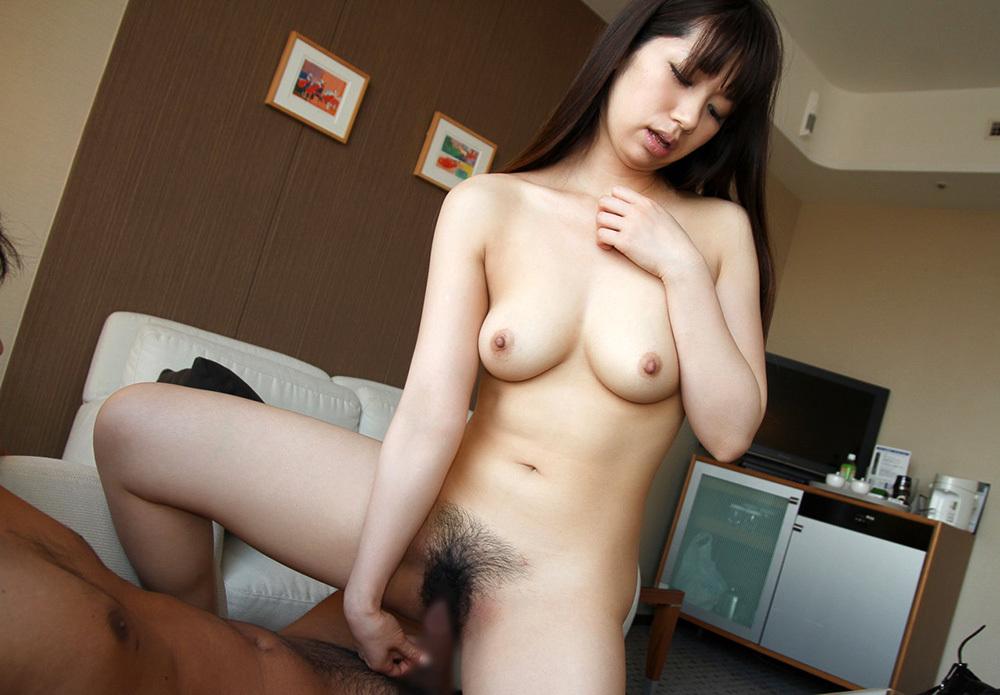 騎乗位 セックス エロ画像 24
