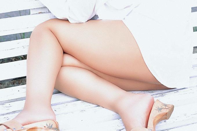 (ふともも)超最高の腿肉(えろ写真)