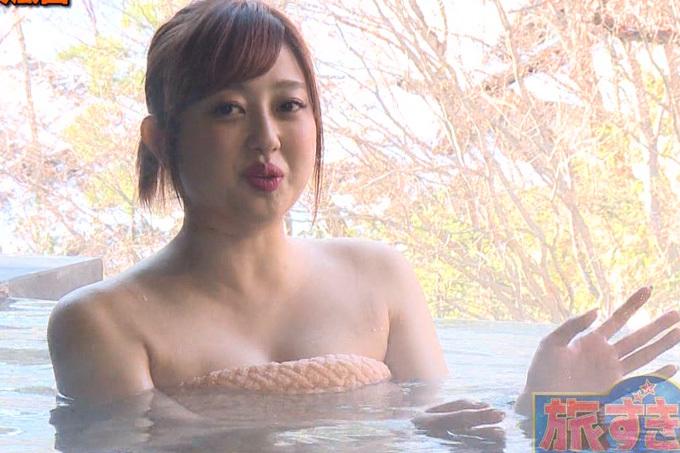 【菊地亜美】おバカだけど身体はエロい【TV】