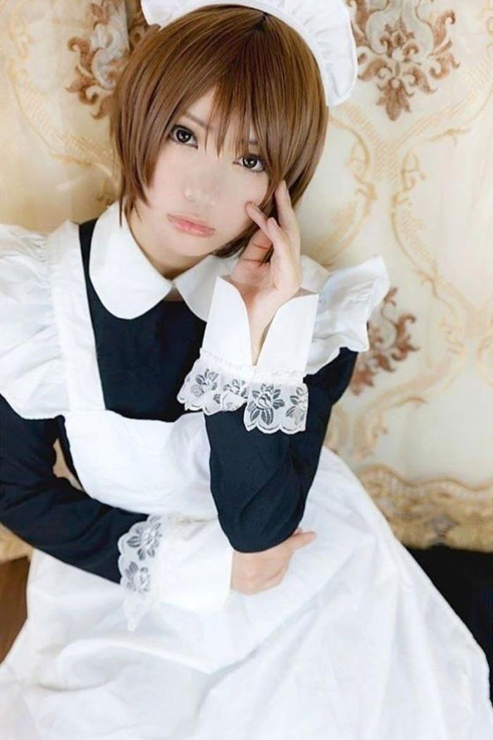 メイド エロ画像 29
