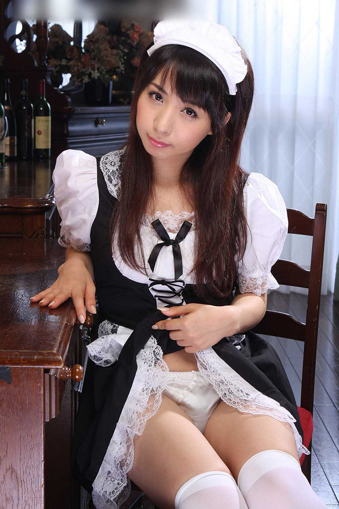 メイド エロ画像 35