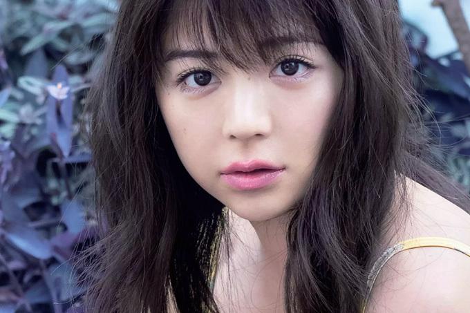 【斎藤みらい】プニプニほっぺとタレ目の可愛いお姉さん【モデル】