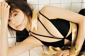 斎藤みらい~巨乳で美し過ぎる新鋭モデルのヤンジャン水着グラビアが凄いぞ!