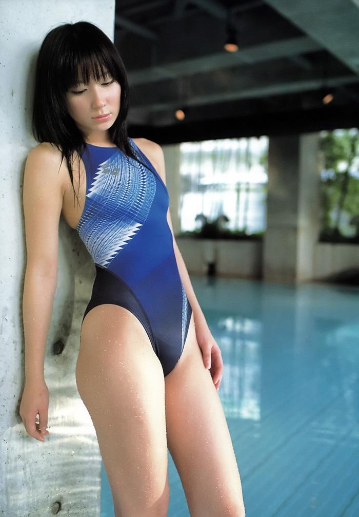 競泳水着 エロ画像 17