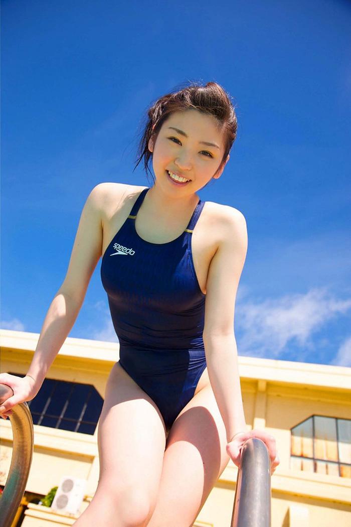 競泳水着 エロ画像 4