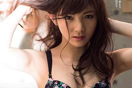 岡田奈々 AKB風紀委員長のエロ水着グラビア画像