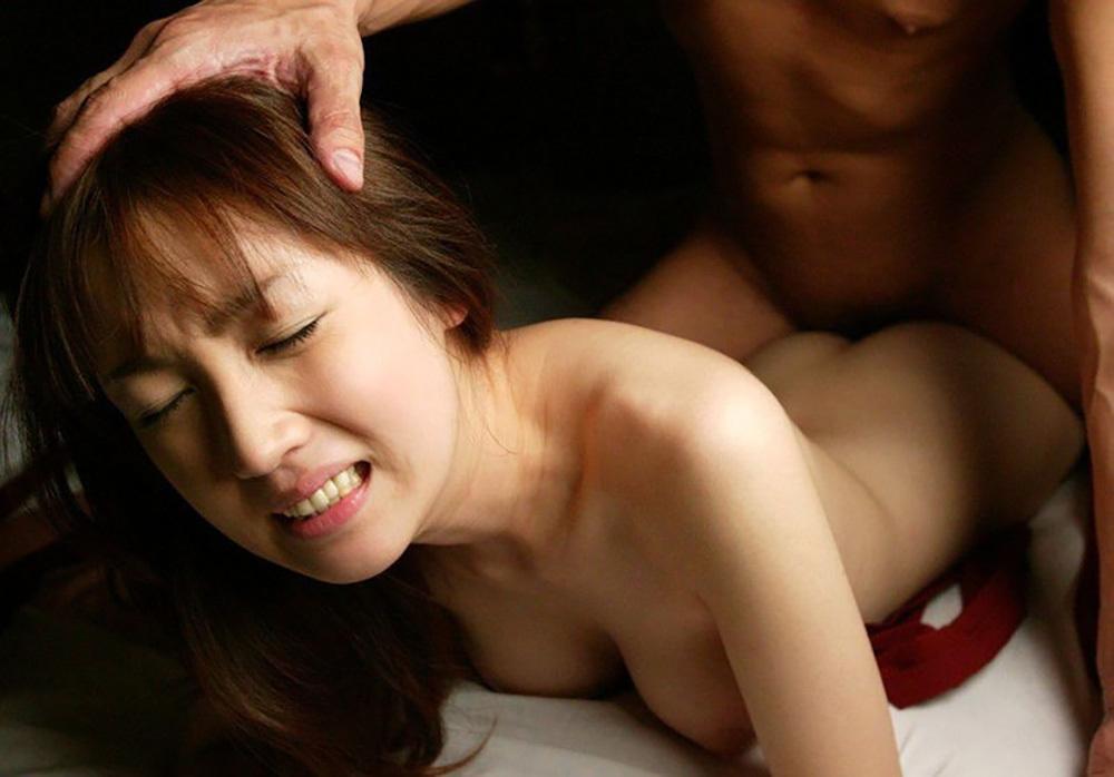寝バック セックス エロ画像 18