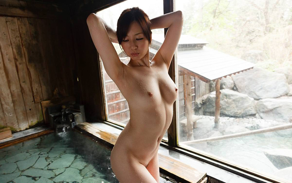 温泉 エロ画像 34