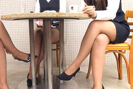 【OL】働く女性の脚フェチ画像 part2