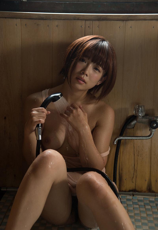 【No.37055】 シャワー / 紗倉まな