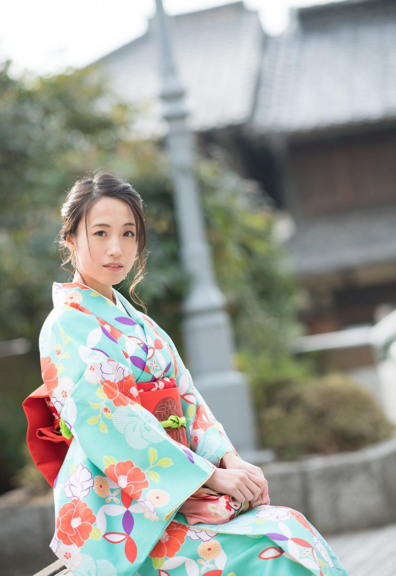 【No.37219】 浴衣 / 長瀬麻美