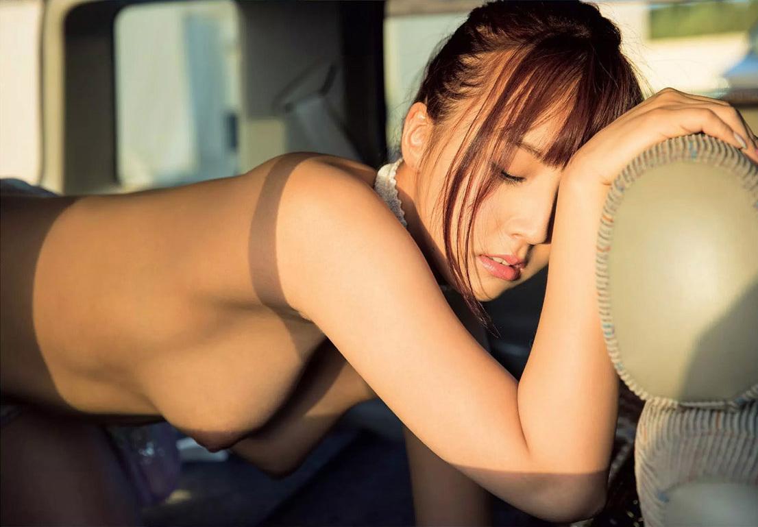 【No.37410】 Nude / 三上悠亜
