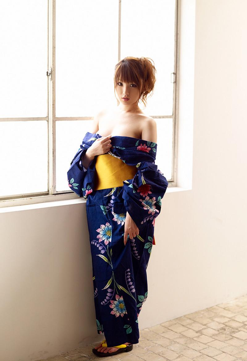 【No.37675】 浴衣 / 天海つばさ