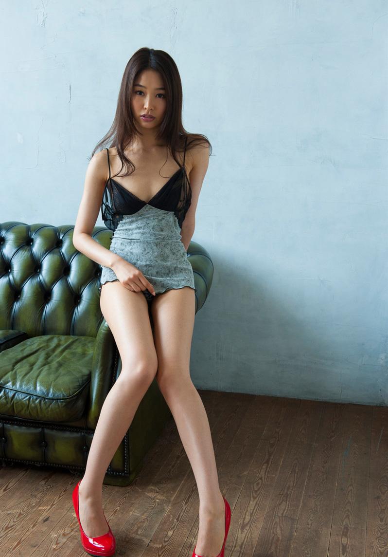 【No.37919】 ふともも / 夏目彩春