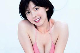 【松田紗和】きれいなひと。【グラビア】