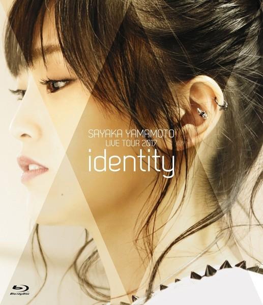 山本彩 LIVE TOUR 2017~identity~/山本彩