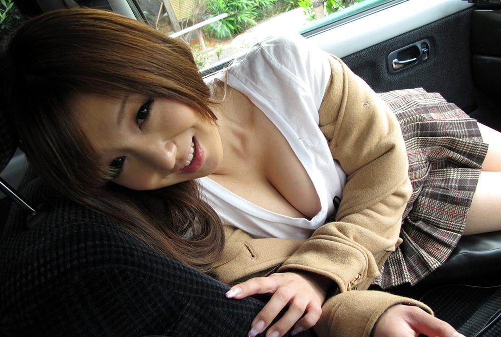 谷間 エロ画像 5