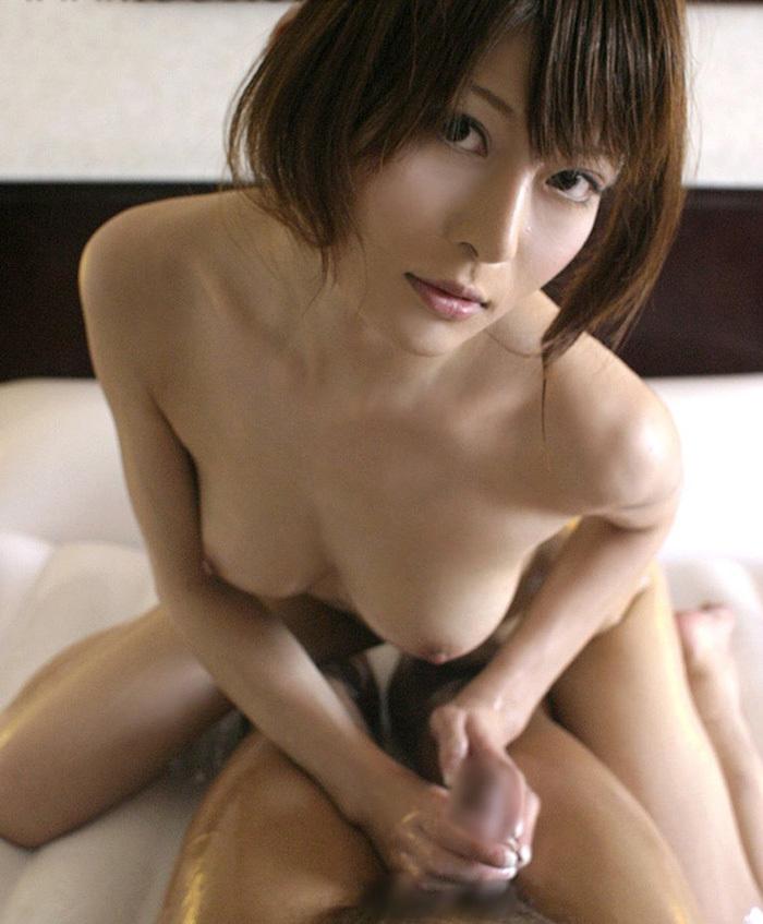 手コキ エロ画像 8