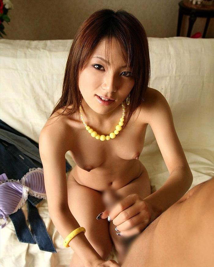 手コキ エロ画像 6