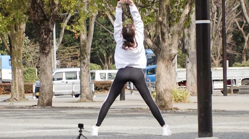 公園でダンスの練習してた地下アイドルをナンパハメ→汗まみれの体でシミケンがヤリまくるwwww