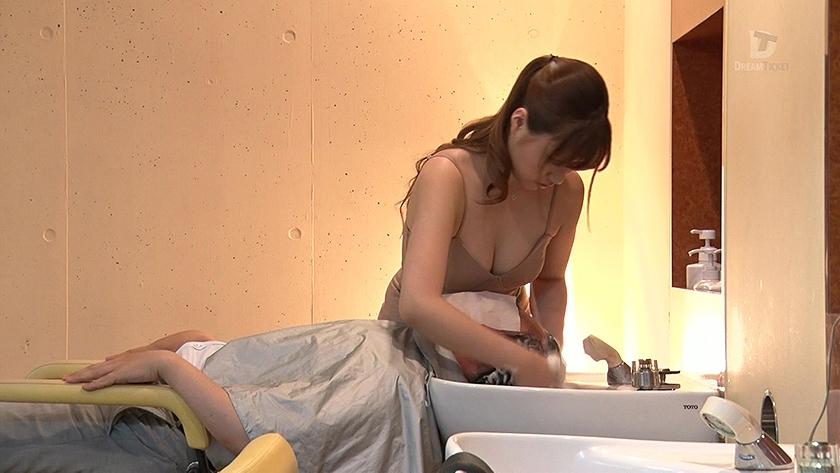 カットの合間にエッチなことをさせてくれる美容院が話題wwww男客とアヘ声で埋まってるwwwww