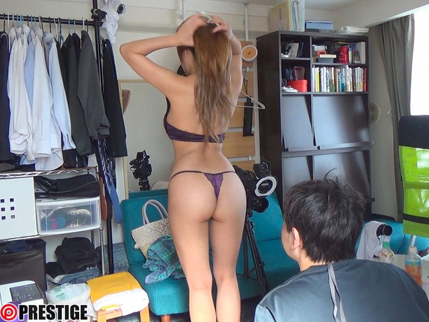 22歳のキャバ嬢・橋本あいりがデリヘルまがいのことをして恋人プレイや本番してくっそエロいwwwwww