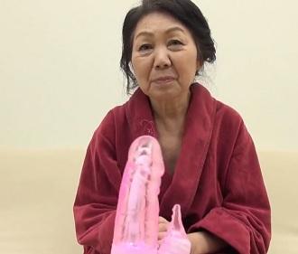 高齢女性が見い動画