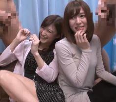 (ヒトヅマムービー)マジですか☆ダンナとレス気味みなヨメさん達の性欲が爆発です