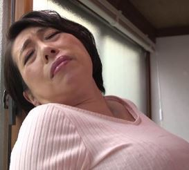 【人妻動画】《50代》もっとちょうだい… お母ちゃんの奥に熱い物をぶち込んで…
