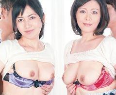 (ヒトヅマムービー)《円城ひとみ》僕の母親を抱かせてやるからキミの母さんをやらせてくれ
