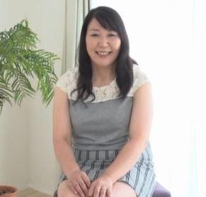 (ヒトヅマムービー)(初脱ぎ50代の性欲)ポッチャリおばちゃんが日頃のストレスを他人のマラで逝きまくる