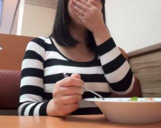 (ヒトヅマムービー)ヒトヅマキャッチ…白肌マシュマロ乳で笑顔がカワイいヨメさんがネトられる