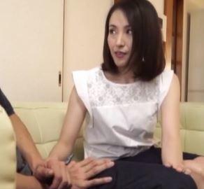 (ヒトヅマムービー)(セックス☆な熟母さん)チンチンから御無沙汰していたヒトヅマの抑えきれない欲望が爆発… 谷原希美