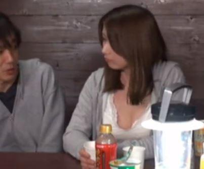 【人妻動画】《奥さんキャッチ》家事のストレスやダンナとの生Hに満足していないヨメさんを口説いた一部始終
