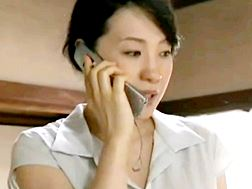 【熟女 他人棒 動画】昼間から他人棒でSEXするオバさん-大沢萌