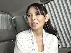 【五十路】若者に誘われ不貞交尾を楽しむセレブマダム