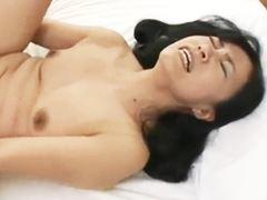 【五十路】若者の元気なチ○ポを生挿入されアヘる主婦 戸澤佳子