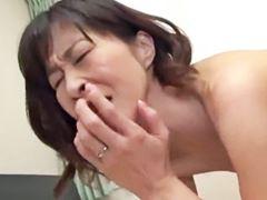 【四十路】チ〇ポを欲しがる欲情マダム 井田美奈江